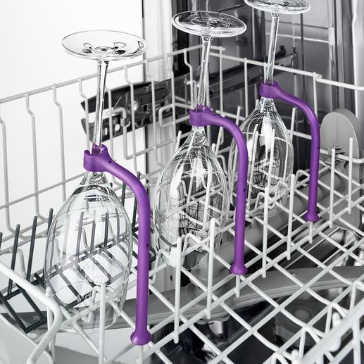 Dishwasher Wine Glass Holder