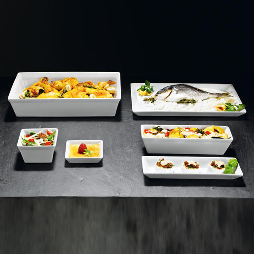 ASA Dishes - For baking, gratinats, freezing, and serving – just as in a gourmet restaurant.