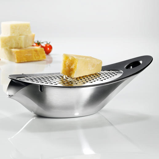 blomus® Designer Cheese Grater The perfect way to grate cheese ready to serve, without mess.