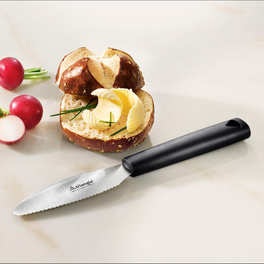 triangle® Breakfast Knife The perfect breakfast knife for cutting and spreading. In hardened stainless steel.