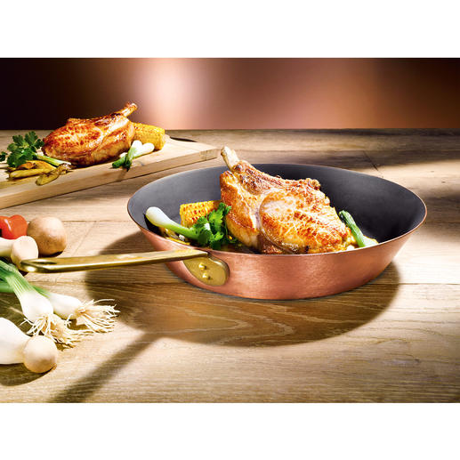 Induction-copper-cookware