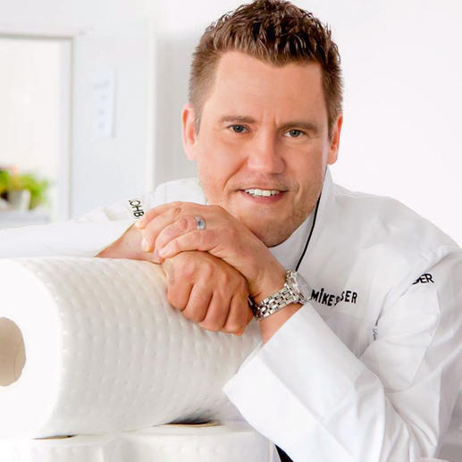 """""""Reduces fat content while leaving the taste untouched."""" Mike Süsser, famous TV chef in Germany"""