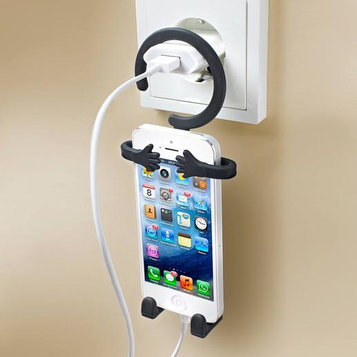 """""""Bondi"""" Smartphone Butler - Will fit any model and can be hung anywhere."""