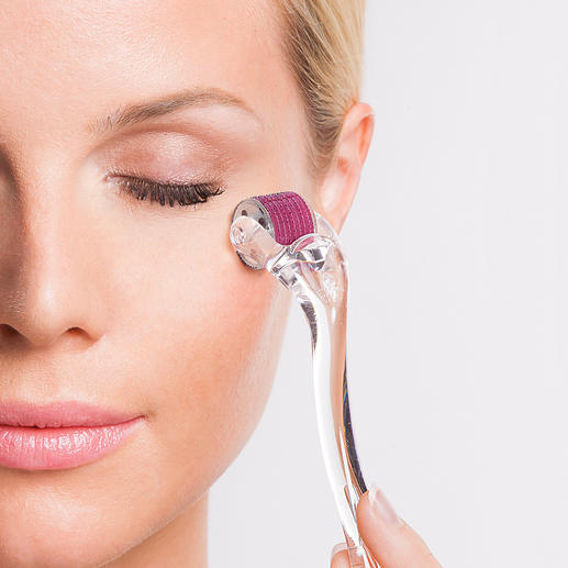 Beautyroller® The sensational anti-ageing secret of Hollywood stars. Now available in your own home.