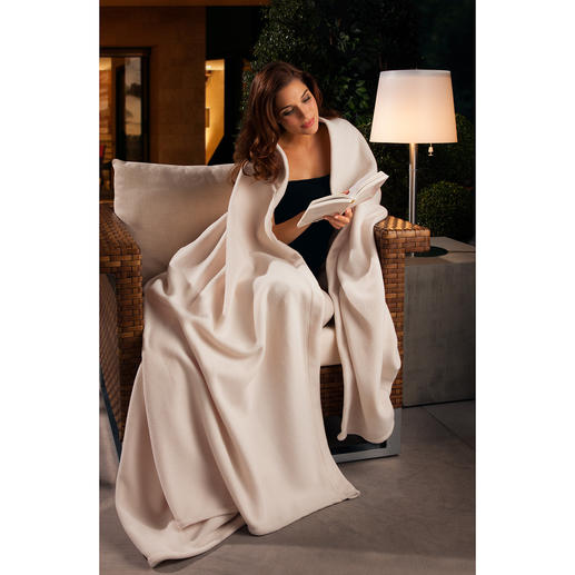 Wonder Blanket® - Lovely soft fleece and wonderfully warm: Ideal for either one person or to share.