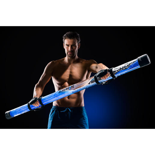 SLASHPIPE® Fit or Mini A fitness innovation. For an effective full-body workout based on the chaos principle.
