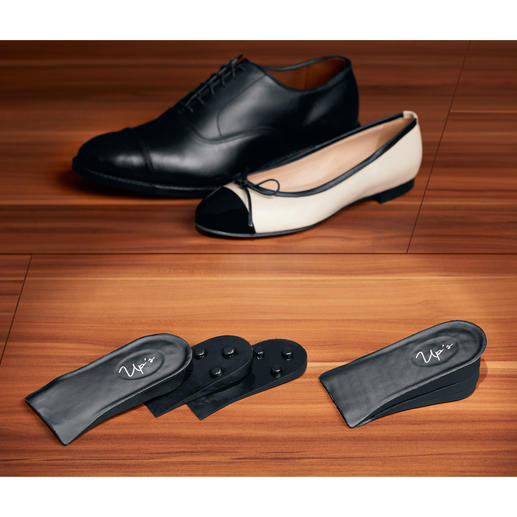 "Height Insoles Invisibly increase your height by up to 4.7cm (1.9""). To suit almost all shoes and all occasions."