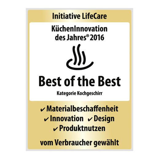 inducTherm® Cook and Serveware