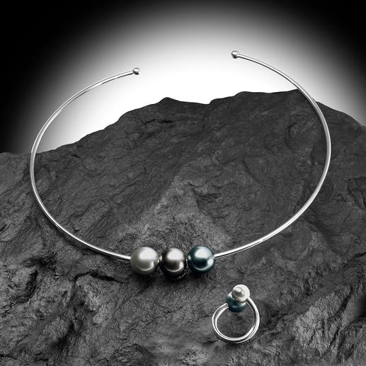 Tahitian Pearl Jewellery Probably the trendiest variety of sophisticated pearl jewellery.