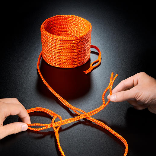 RunLock® Loop Rope Ingenious loop rope – makes knots redundant.  A tool for 1001 situations.