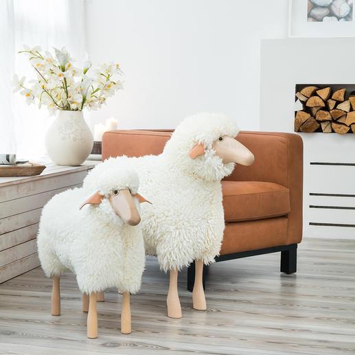 Life-Sized Sheep