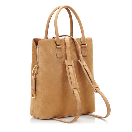 Business Bag Any Di This is how stylish (and versatile) a business bag can be. Made from precious nubuck leather.