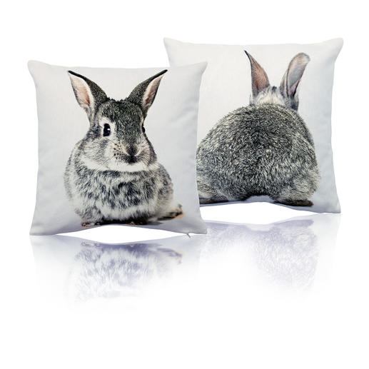 Photoprint Reversible Cushion Beautiful on both sides: The photoprint cushion with a surprise on the reverse side.