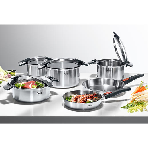 concept pro Premium Cookware Frequent award winner: Premium cookware with multi-layer technology.
