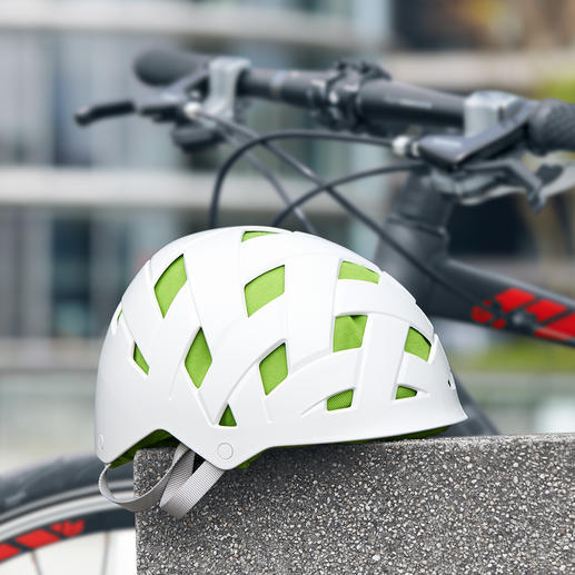 Bicycle Helmet Rockwell Urban - The bicycle helmet with optimum impact protection and a perfect fit.