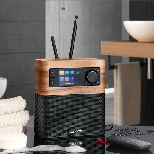 Music System sonoroSTREAM - The compact premium audio system by sonoro, Germany.