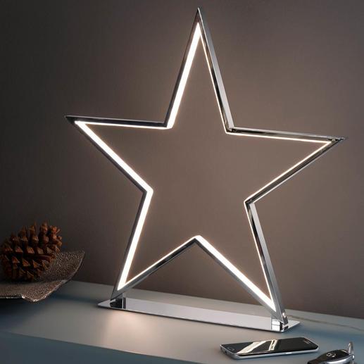 Shining Star - Harmonises with any interior style.