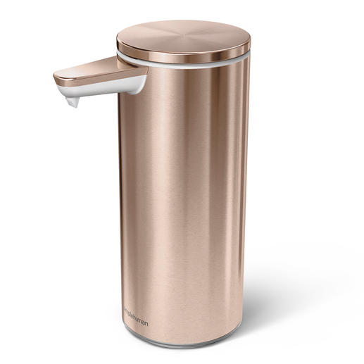 Sensor Soap Dispenser with Automatic Dosing Intuitive, clean and quick to operate.
