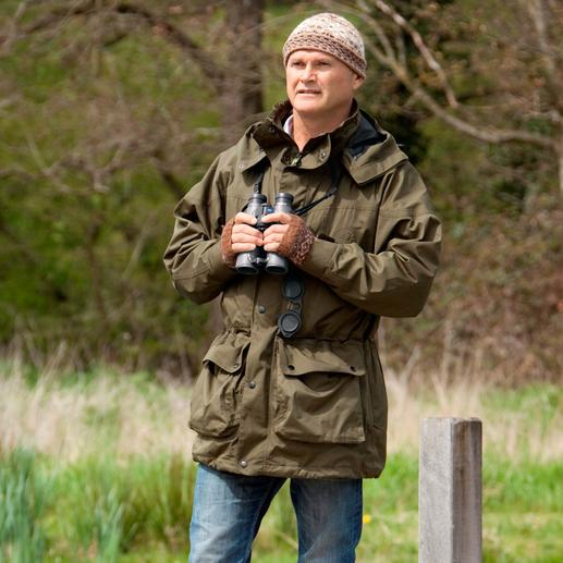 "Simon King – popular British nature expert (*1962), wildlife filmmaker, photographer and presenter who was honoured with the ""Order of the British Empire"" in 2009 for his achievements in wildlife protection."