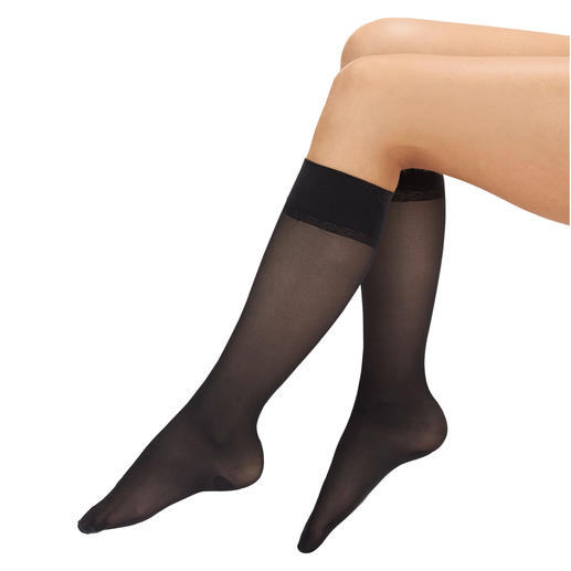 Knee-highs, Black