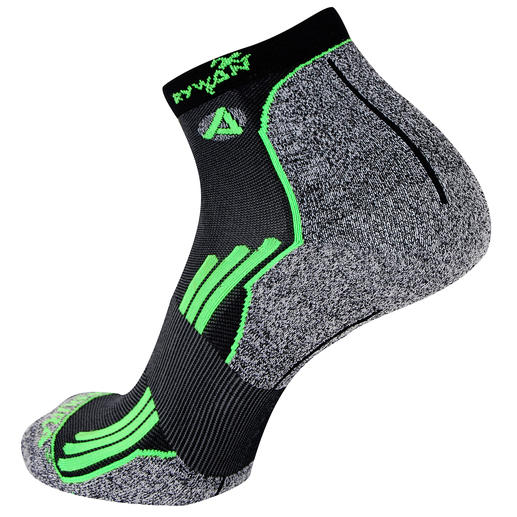 No-Limit Sports Socks, Per Pair Ultrafine. Ultralight. Ultra strong.