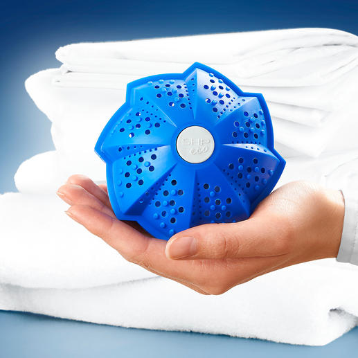 Washing Ball - Bacteria and germs can be eliminated in a natural way.