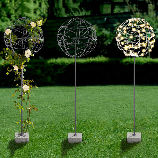 Garden Ball - Fantastically versatile. For inside and outside use.