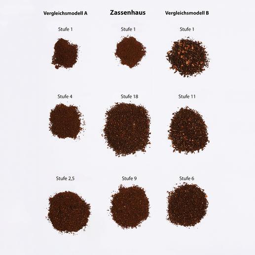 18-Step Manual Coffee Grinder