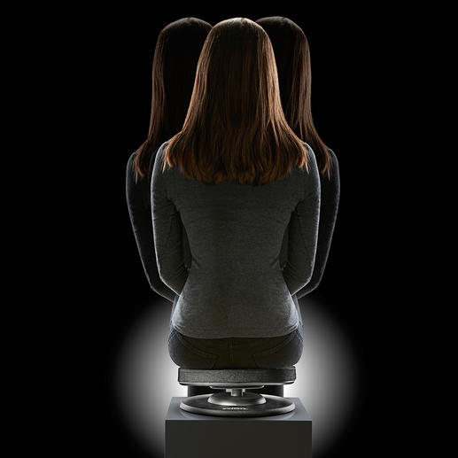 Back Trainer Seat Pad Healthy sitting position while also training your back.