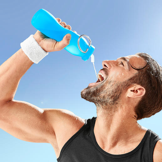bübi® bottle Drinking, heating, freezing – you can do it all with just one bottle.