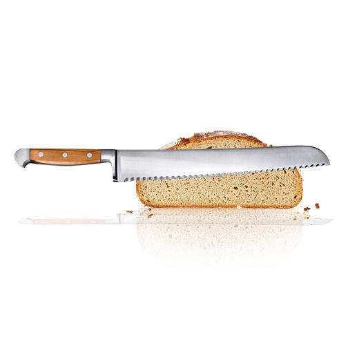 Franz Güde Bread Knife Bigger, stronger, sharper.