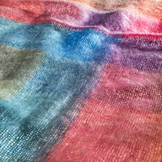 Foxford Mohair Blanket