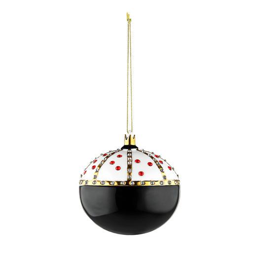 "Ladybird King,  x 6 cm (3.1"" x 2.4"") (H x diameter)"