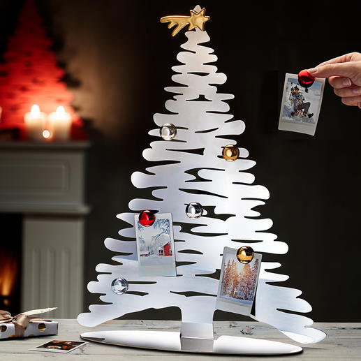 Metal Tabletop Christmas Tree: 3-year Product Guarantee