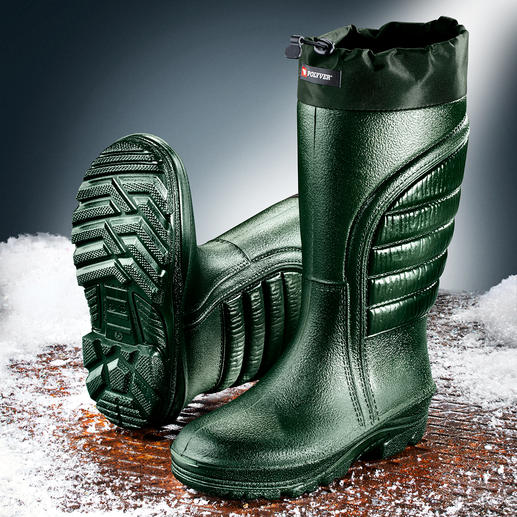 The Winter Boots of Professionals - The premium winter boots from Sweden. Optimal cold protection up to -50(!)°C.
