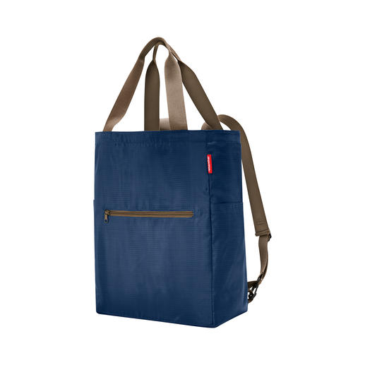 reisenthel® 2-in-1 Foldable Tote Bag Handy size. Ultralight. Always at hand.