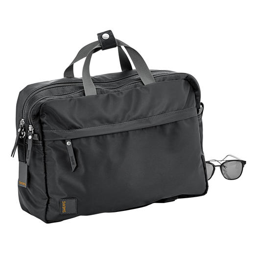 Swims Allround Backpack Bag - A bag becomes a backpack, a backpack becomes a bag. Designed in Norway.