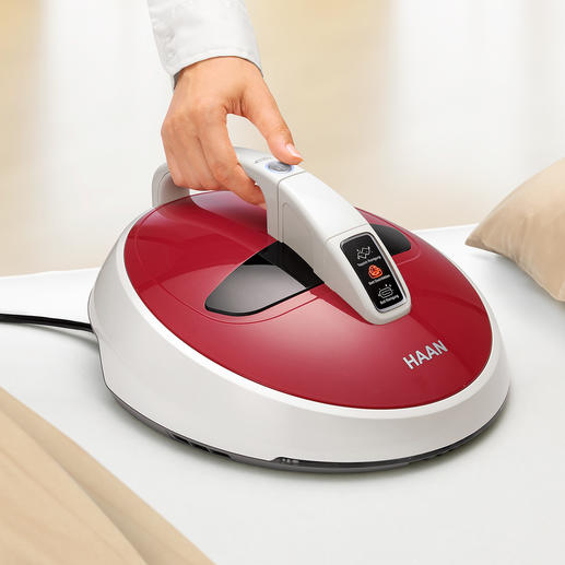 Hygiene-Vacuum Cleaner VFE-7000 Protect yourself from mites, germs and microbes in your bed.