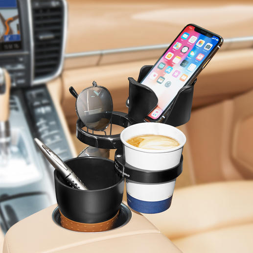 Car Organiser - Put an end to loose items lying about in the car.