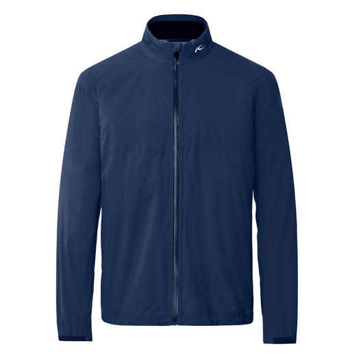 KJUS Ultralight Golf Rain Jacket or Trousers Stretchy, waterproof, breathable and handy to pack.