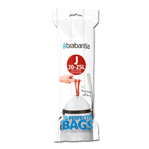 Suitable Bin Liners, 20 pcs. for 23 litre