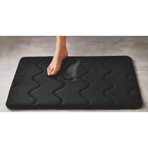The memory foam adapts to your foot shape and feels like you're standing on clouds.