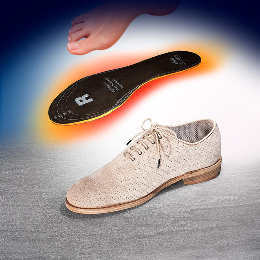 chili-feet Warming Insole, One Pair