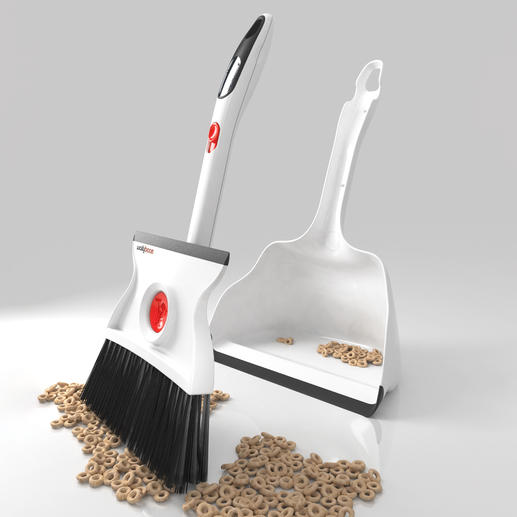 Wet/Dry Sweep Set - Takes care of dry and wet grime in the blink of an eye – and leaves no residue.