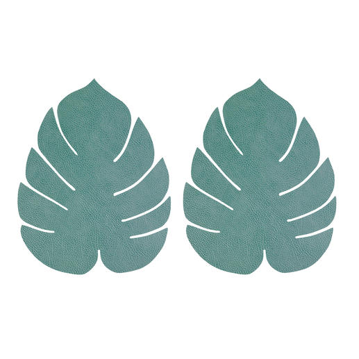 Blue-green, Set of 2, large