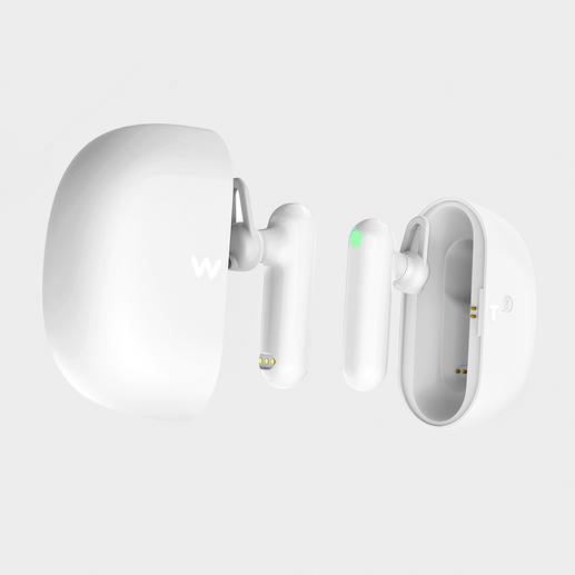 WT2 Plus Translation Earphones State-of-the-art technology: The ingenious in-ear translator.