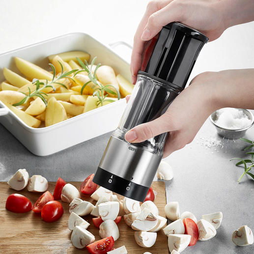 Vegetable/Fruit Cutter Flexicut Quarter or eighth vegetables and fruit perfectly. Quicker and easier than ever before.
