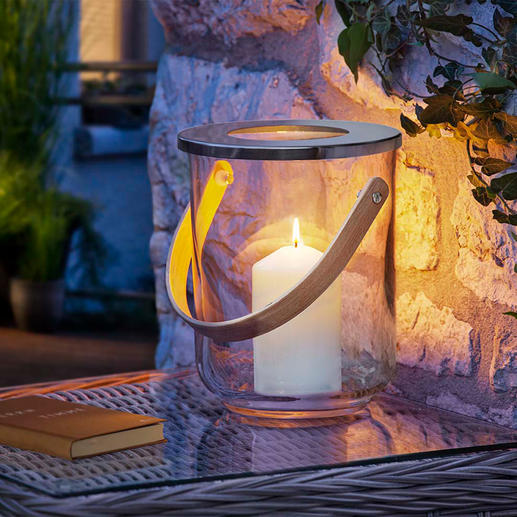 3-in-1 Lantern - Timelessly elegant. Suits any ambience. Can be decorated to match the season.
