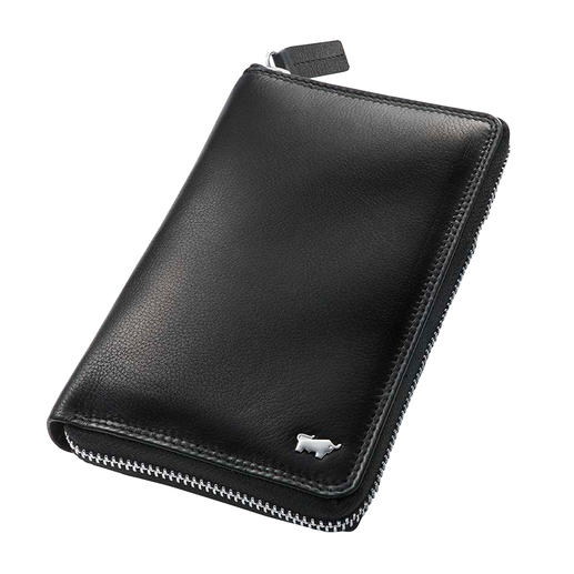 Braun Büffel Mobile Phone Wallet