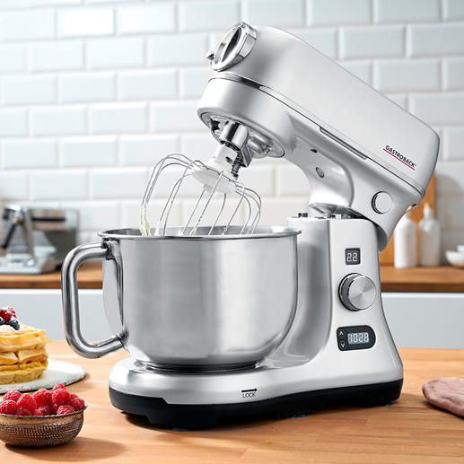 Gastroback Advanced Digital Food Processor State-of-the-art food processor, with powerful direct drive.